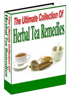 Ultimate Collection of Herbal Tea Remedies