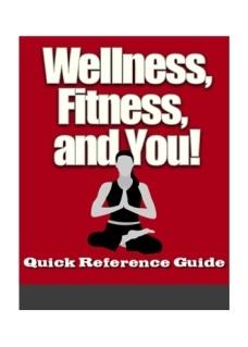 Wellness, Fitness & You