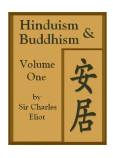 Hinduism & Buddhism: Volume 1