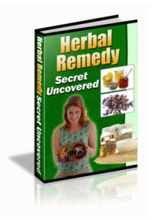 Herbal Remedy: Secret Uncovered