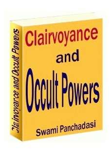Clairvoyance & Occult Powers