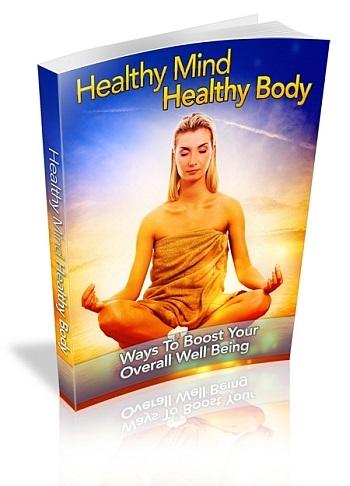 Healthy Mind, Healthy Body