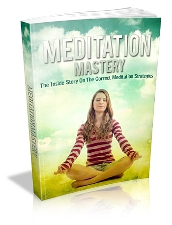 Meditation Mastery, Vol. 6: The Inside Story