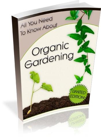 Joys of Organic Gardening