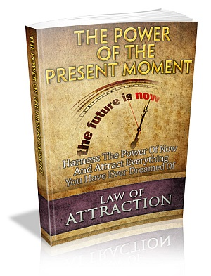 Law of Attraction: The Power of the Present Moment
