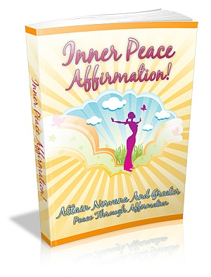 Inner Peace Affirmation