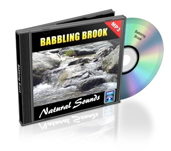 Natural Sounds, Volume 11: Babbling Brook