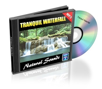 Natural Sounds, Volume 8: Tranquil Waterfall