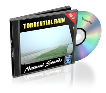 Natural Sounds, Volume 2: Torrential Rain