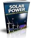 Solar Power: Save Your Money With Alternative Energy