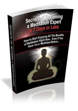Secrets of Becoming a Meditation Expert